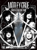 Mötley Crüe New York City 1983 by Wildner Lima (Foil Variant Edition)