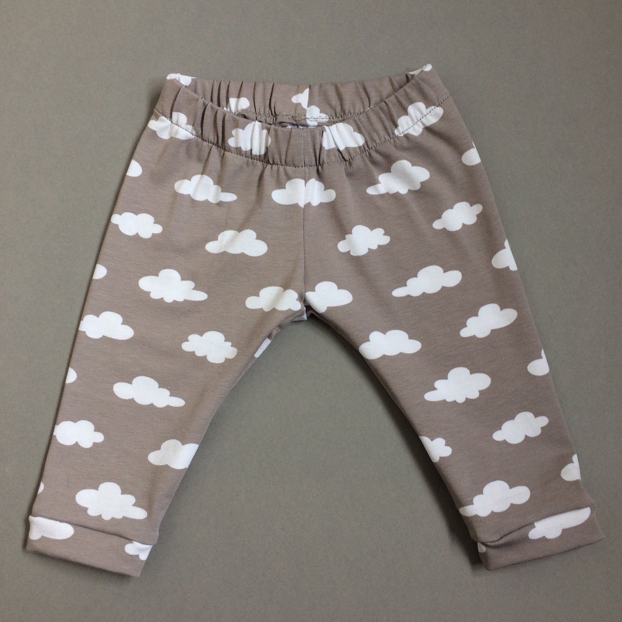 Grey Cloud Leggings
