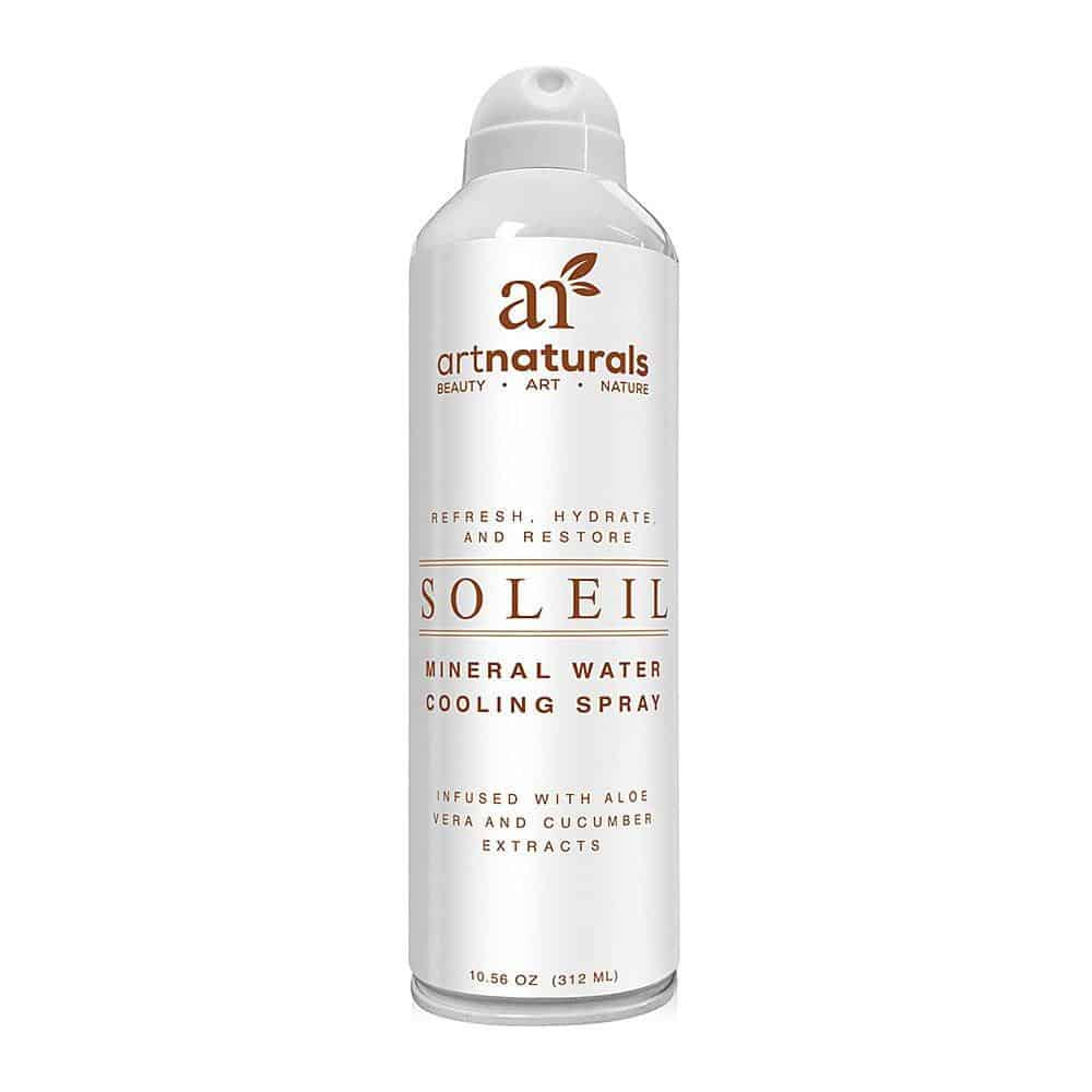 Art Naturals Soleil Mineral Water Cooling Spray Default Title