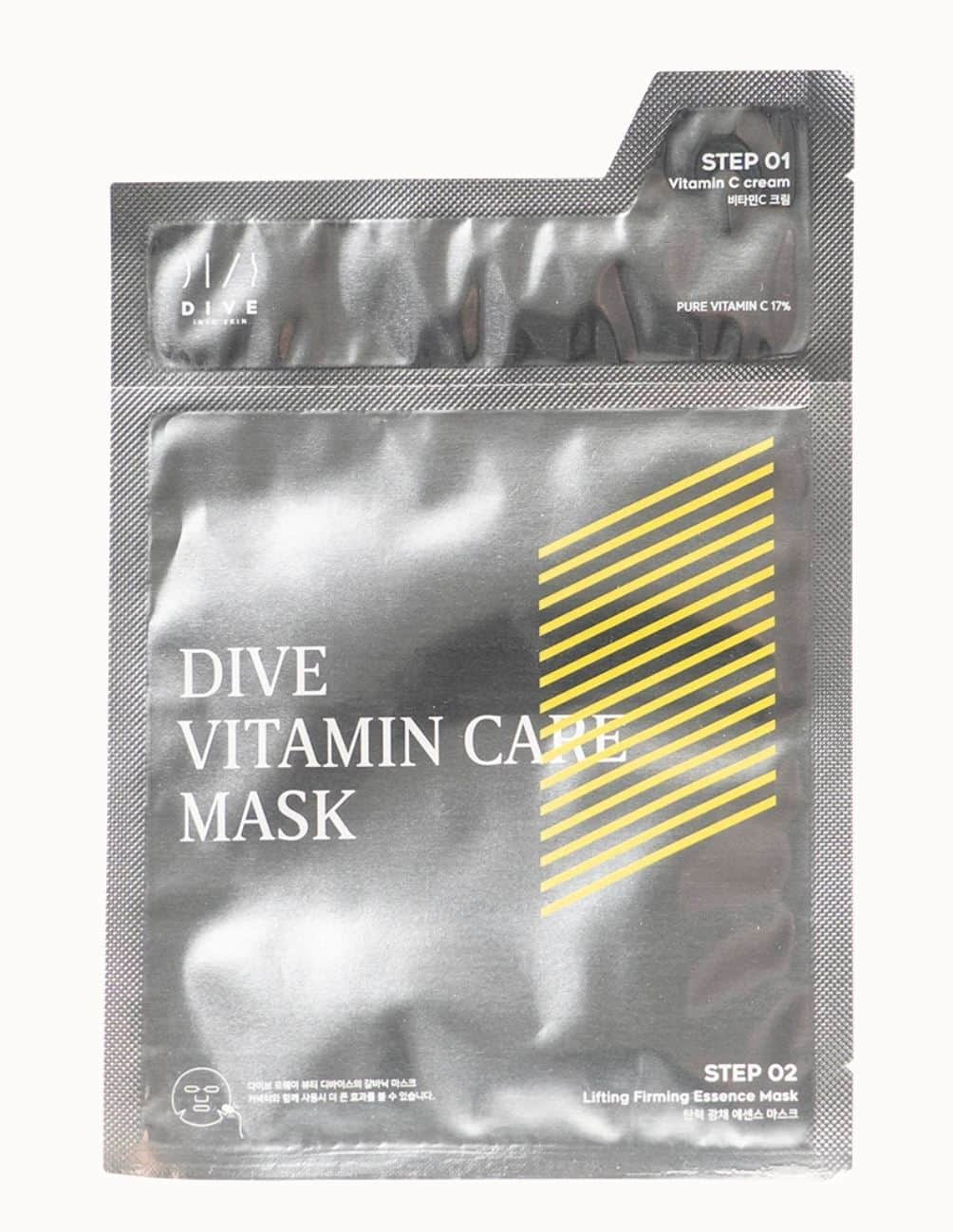 DIVE Vitamin Care Mask Default Title