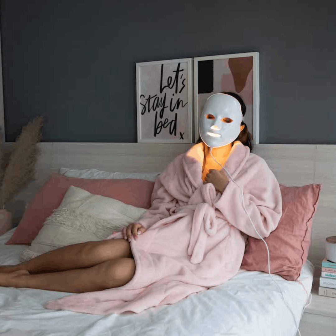 Deesse LED Phototherapy Face Mask - Mellite Default Title