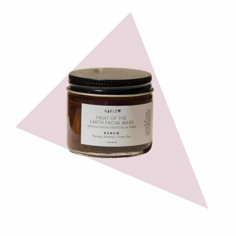 Harlow Fruit of the Earth Facial Mask 60ml Renew