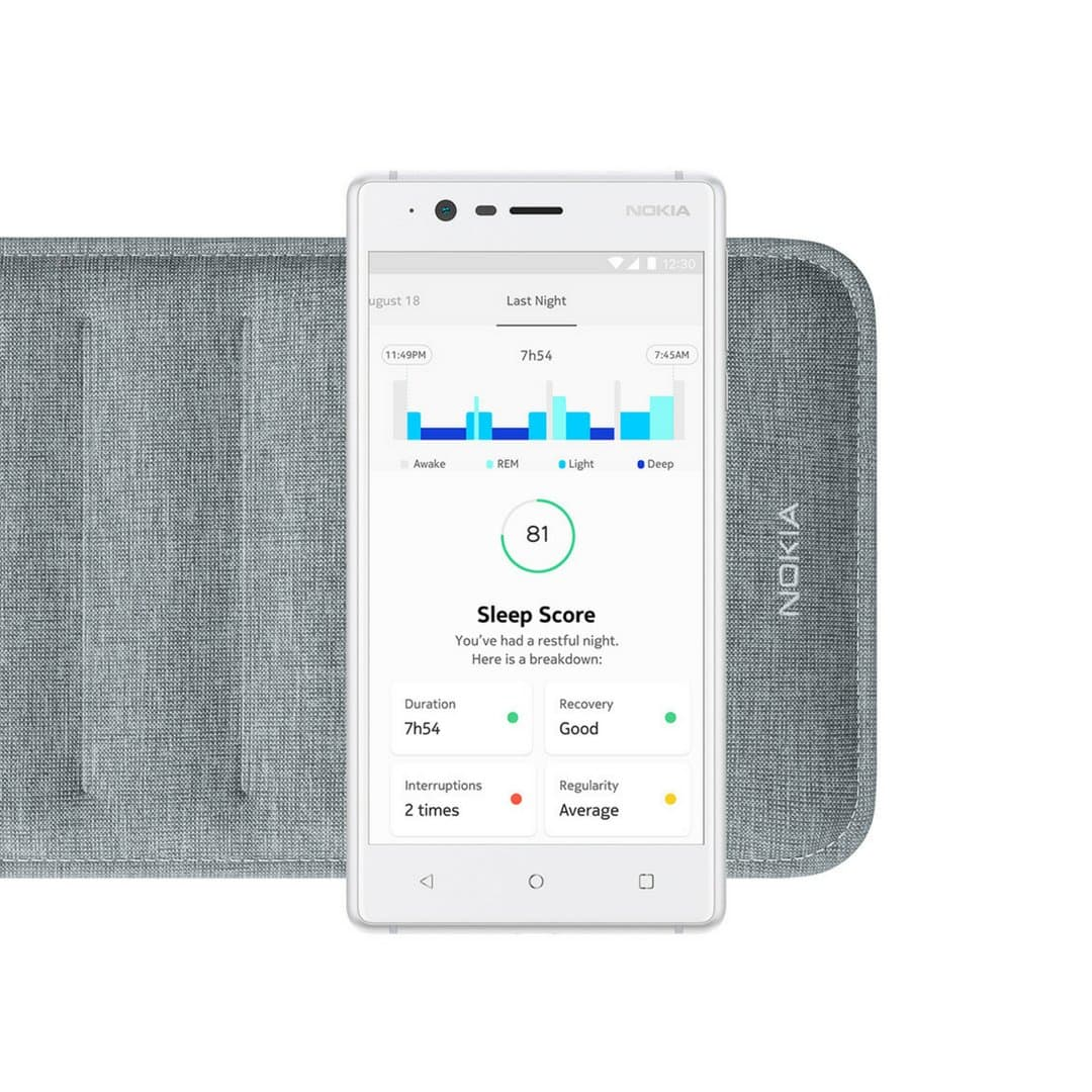 Nokia Sleep Sensing and Home Automation Pad Default Title