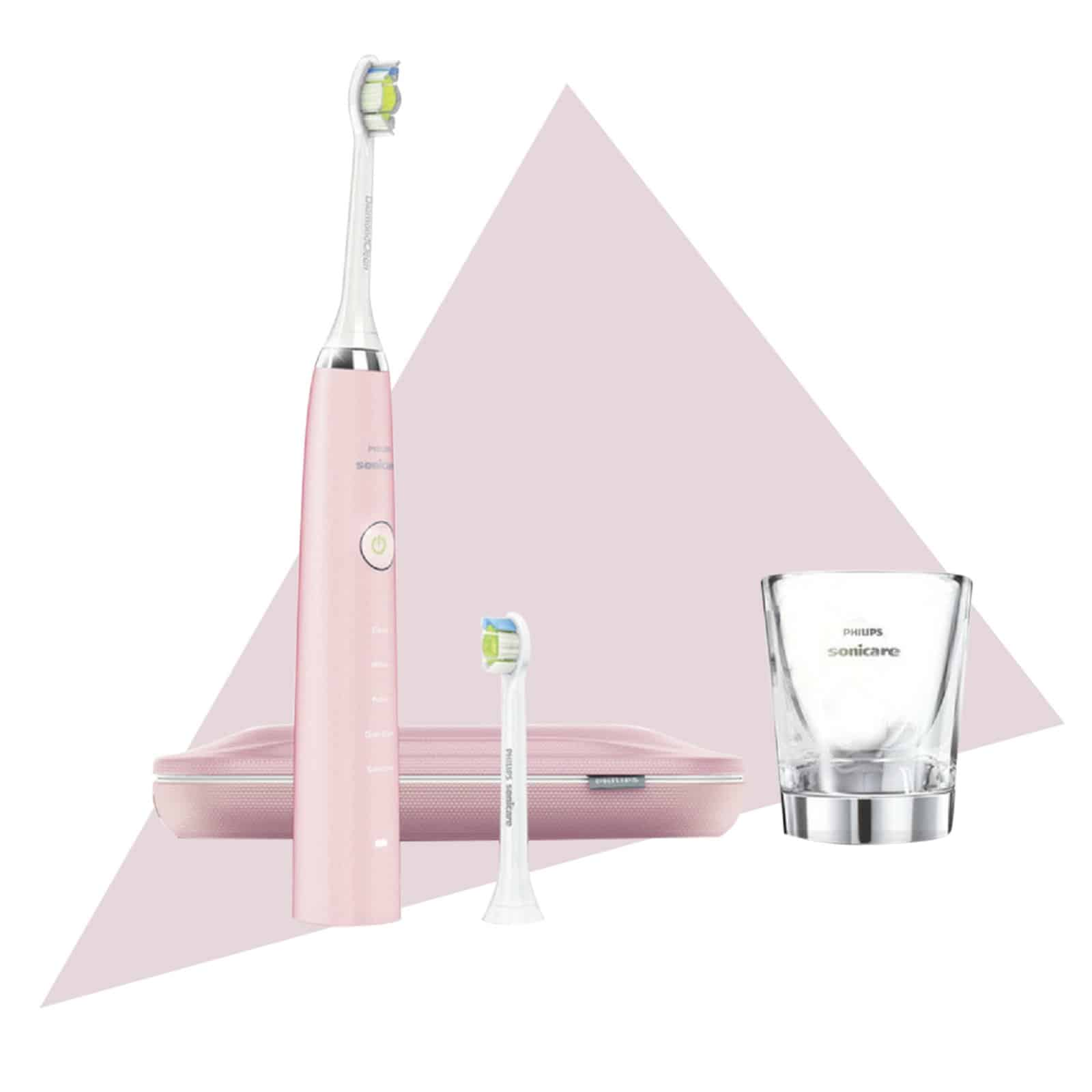 Philips Sonicare DiamondClean Sonic Electric Toothbrush Pink