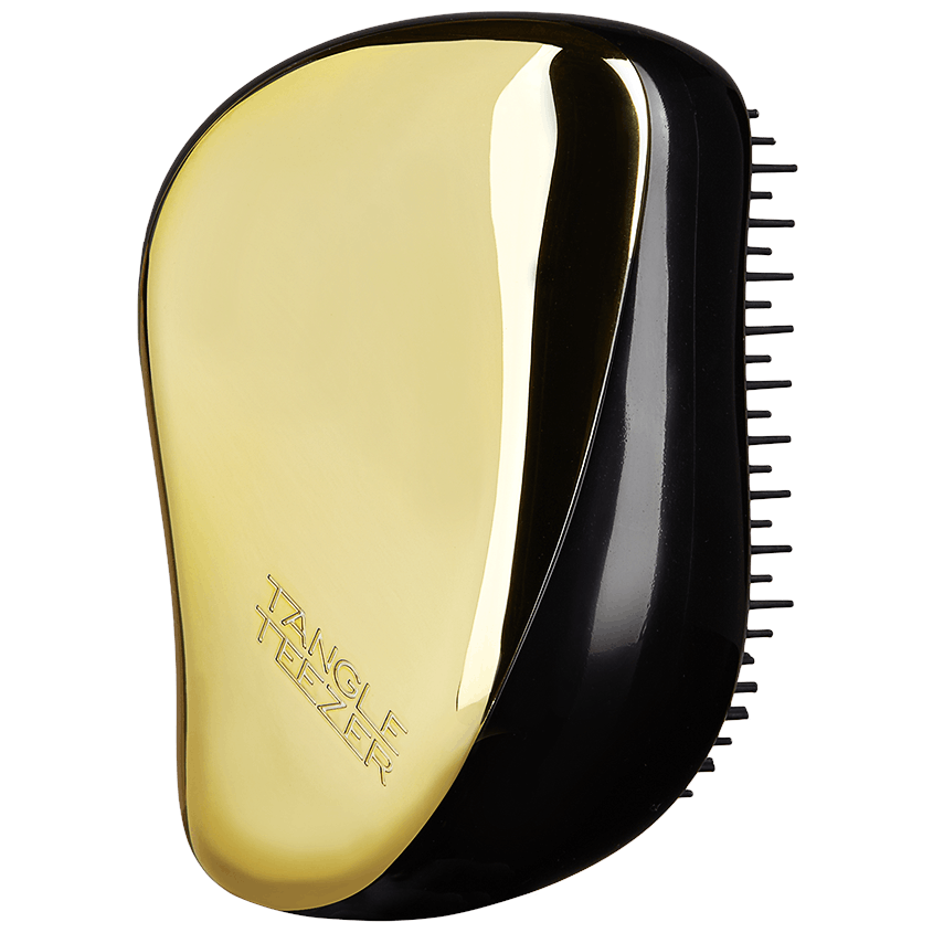 Tangle Teezer Compact Styler Professional Detangling Brush Gold Rush