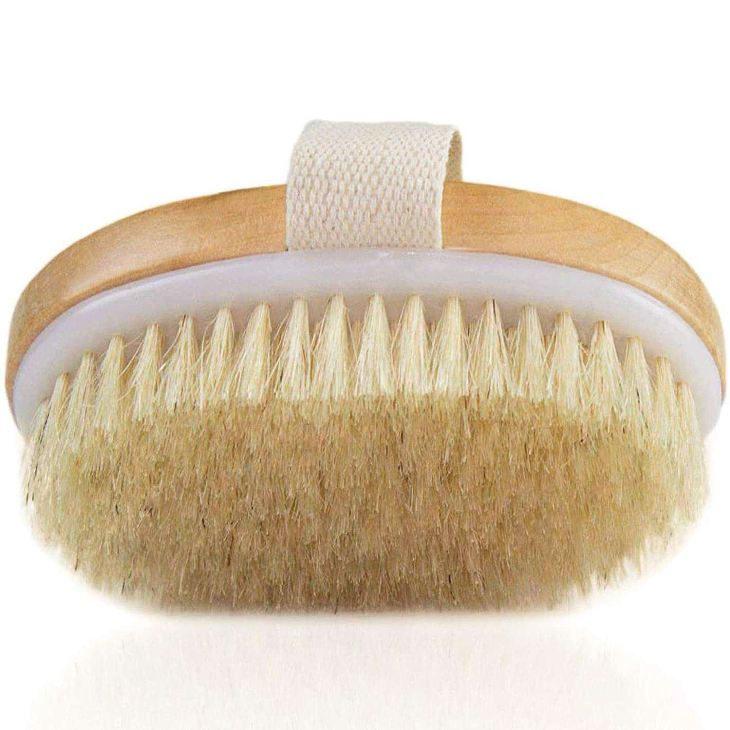 THEA Home Beauty Dry Brush for Body