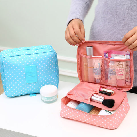 Travel Toiletry Cosmetic Bag