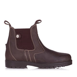BareBack Footwear Men's Bronx Short Boots