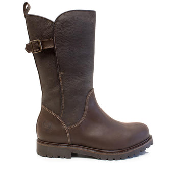 Bareback Footwear Unisex Quebec Brown Nubuck Country Style Yard Boots High performance, quality equestrian and country style footwear, shop online or buy in the knightsbrand, rookley, isle of wight UK store