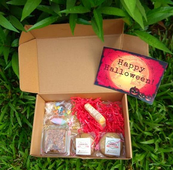 Our Halloween Special October Box – Trick or Treating all the way…