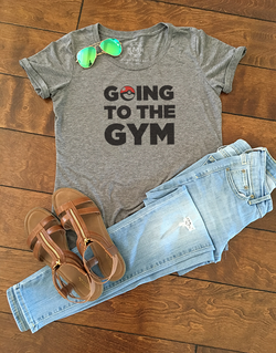 Going to the Gym (Adults)