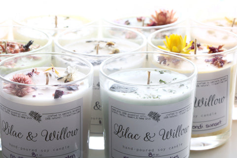 Handcrafted Soy Candles