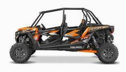 RZR Turbo XP 4