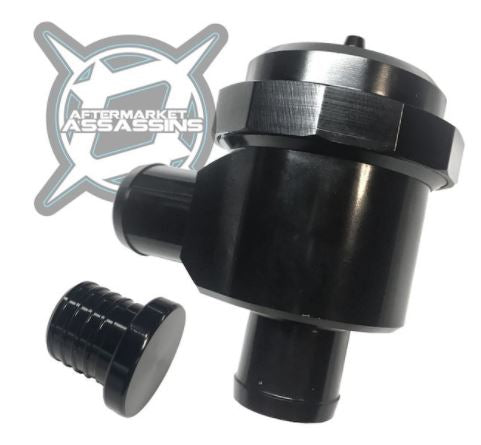 AFTERMARKET ASSASSINS ALUMINUM BLOW OFF VALVE 2016-18 RZR XP TURBO