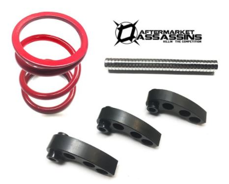 AFTERMARKET ASSASSINS S1 CLUTCH KIT RANGER 1000