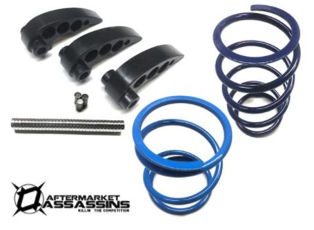 AFTERMARKET ASSASSINS S2 CLUTCH KIT 2016-18 RZR XP TURBO