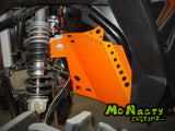 MCNASTY CUSTOMZ RZR FLOOR GUARDS