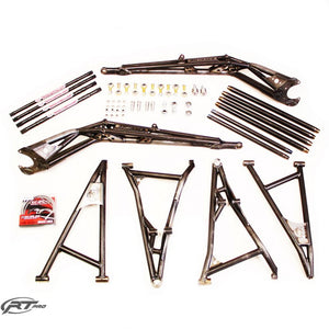 RT PRO RZR XP 1000 / XP TURBO LONG TRAVEL SUSPENSION KIT