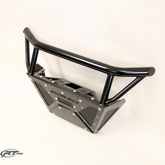 RT PRO RZR XP 1000 WINCH MOUNT MX FRONT BUMPER