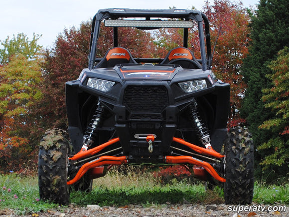 SUPER ATV HIGH CLEARANCE A-ARMS RZR 1000