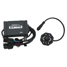 SSV WORKS BLUE TOOTH CONTROLLER WITH AUX INPUT & USB CHARGER