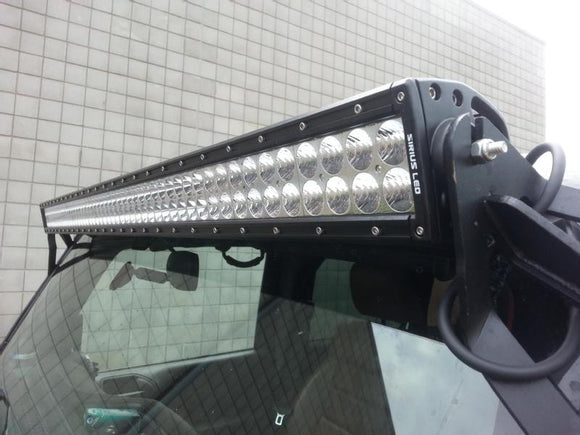 SIRIUS PRO SERIES DOUBLE ROW LED LIGHT BAR