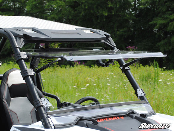 SUPER ATV FLIP UP WINDSHIELD