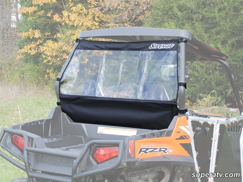 SUPER ATV SOFT REAR PANEL - RZR 800