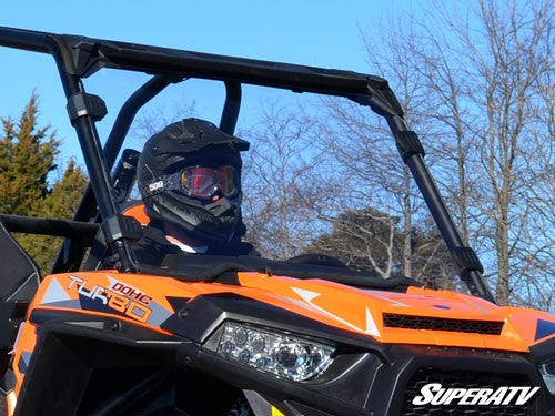 SUPER ATV CLEAR & TINTED WINDSHIELD - RZR 900 2015+ & 1000