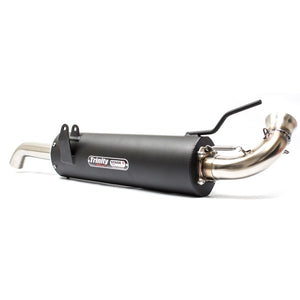 TRINITY RACING STAGE 5 DUAL SLIP-ON EXHAUST SYSTEM - RANGER XP900