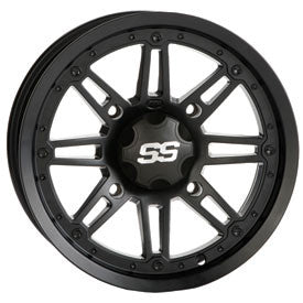 ITP SS216 ALLOY WHEELS MATTE BLACK 4/156