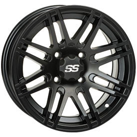 ITP SS316 ALLOY WHEELS MATTE BLACK 4/156