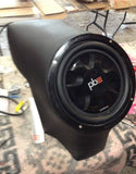 "SIDE X SIDE AUDIO - RZR 570/800/900XP 10"" SUBWOOFER"