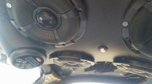 SIDE X SIDE AUDIO - X3 4 SPEAKER SYSTEM