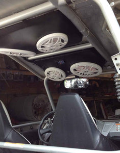 SIDE X SIDE AUDIO - RZR4 800/900XP 4 6x9 SPEAKER SYSTEM