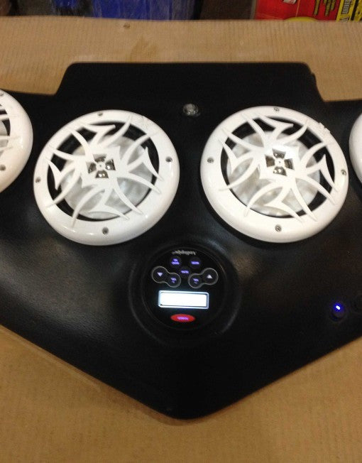 SIDE X SIDE AUDIO - RZR 900S/XP1K 4 SPEAKER SYSTEM