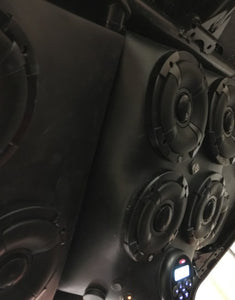 SIDE X SIDE AUDIO - XYZ 8 SPEAKER AMPED SYSTEM