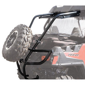 TUSK REAR BUMPER, CARGO & SPARE TIRE CARRIER