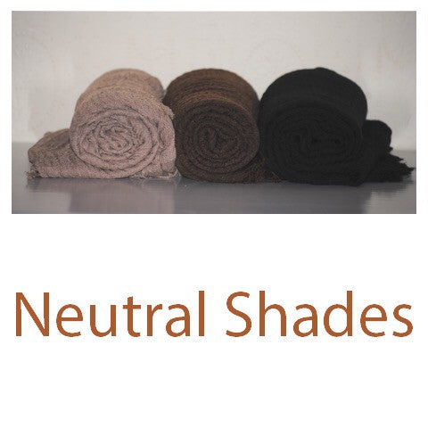 Crepe Crinkle | Neutral Shades