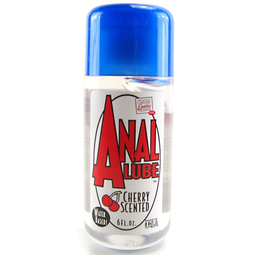 Anal Lube in Cherry Scented