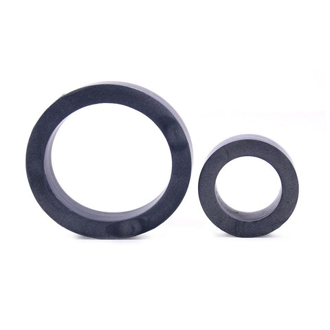 Platinum The C-Rings Dual Pack in Charcoal