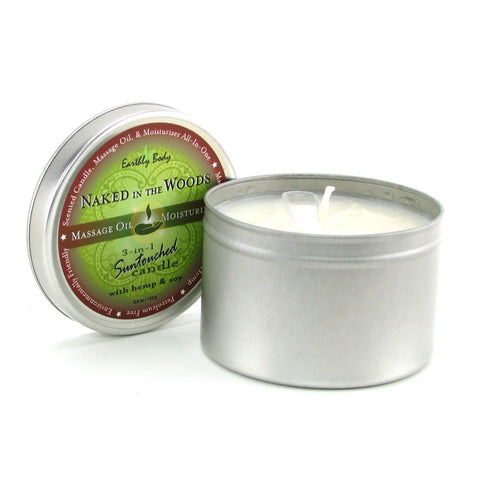 3-in-1 Suntouched Candle 6.8oz/192g in Naked in the Woods