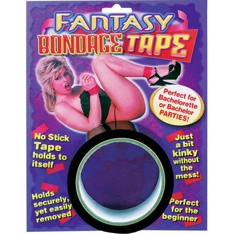 Fantasy Bondage Tape in Black