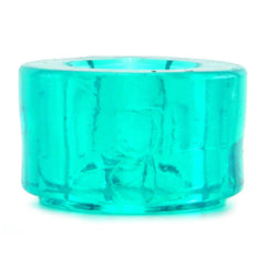 Dress It Up! Cocktail Cuffed Cock Ring in Teal