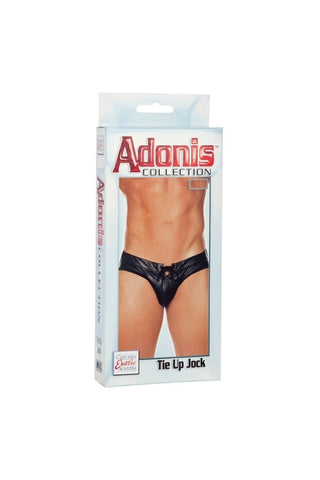 Adonis Collection Tie Up Jock in L/XL
