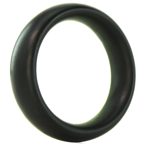 Optimale 55 mm Silicone C-Ring in Black
