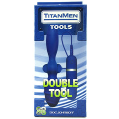 Titanmen Tools Double Tool in Blue
