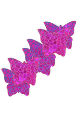 Butterfly Hologram Mini BodiStix 6 Pack