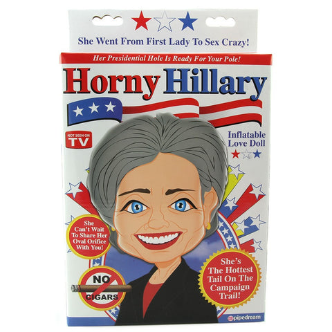 Horny Hilary Inflatable Love Doll