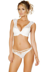 Cloud 9 Padded Bra & Panty in M/L